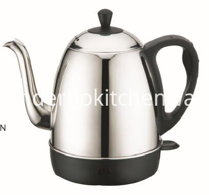 stainless steel thermo water kettle electrical kettle